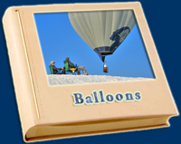 Hot Air Balloon Invitationals - White Sands Photo Album